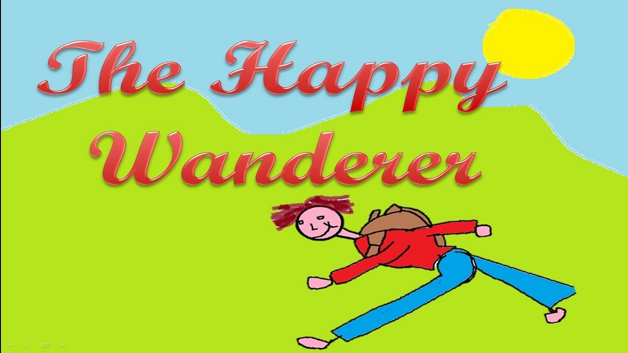 the happy wanderer song mp3 free download