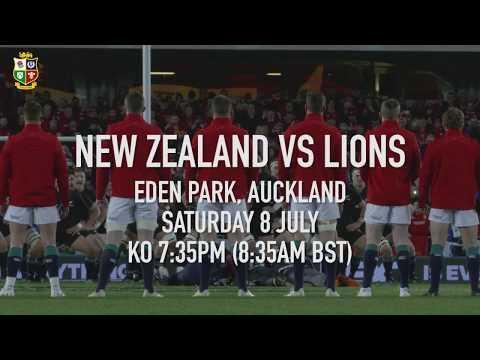 The Decider: NZ v The British & Irish Lions | Lions NZ 2017