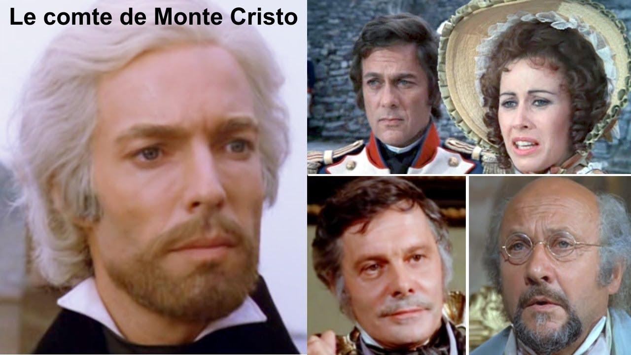Le comte de monte cristo 1975 the count of monte cristo t l film r alis par david greene - David llorens ...