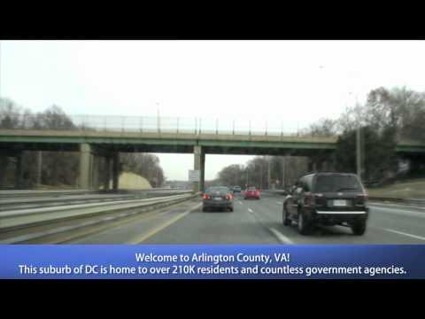 I-395 Washington, D.C. (Exits 2 to 9)