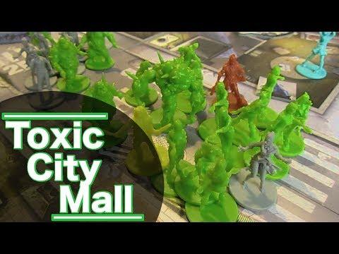 Zombicide: La città degli zombie tossici!