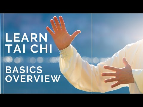 Tai Chi for Beginners: Basics - Learn Tai Chi with easy-to-follow video routine