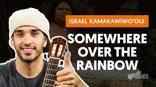 Baixar Somewhere Over the Rainbow - Israel Kamakawiwo'ole (aula de violão simplificada)