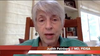 How People With HIV Respond to COVID-19 - Judith Feinberg, HIVMA