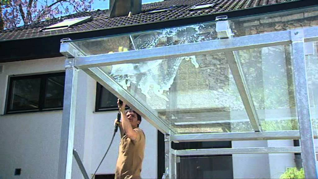 Karcher Window And Conservatory Cleaning Kit Youtube