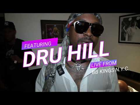 Dru Hill Interview Live at BB kings.