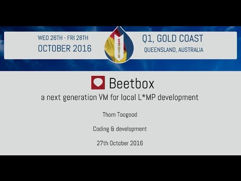Beetbox - a next generation VM for local L*MP development