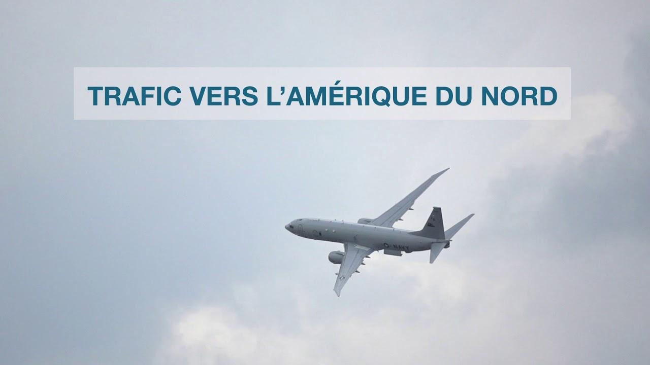 Le trafic de l'aéroport Pôle Caraïbes en hausse de 3,7% au mois de mai 2019 comparé à l'an