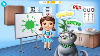 Fun Pet Care - Cat Bath - Fun Cooking with Cute Baby Kitty - Kids Games