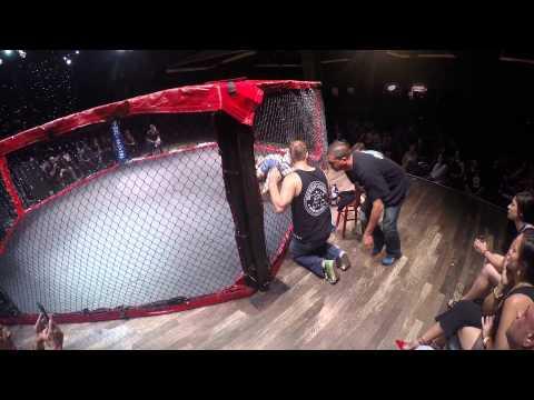 James Montanto RMMA Fight 6/19/2015