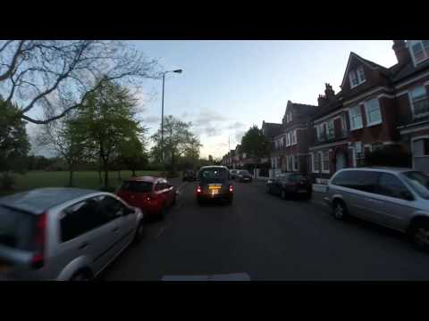 Tooting Bec Road: 29/04/2015