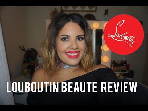 Christian Louboutin Fragrances Review| MINI NY VLOG
