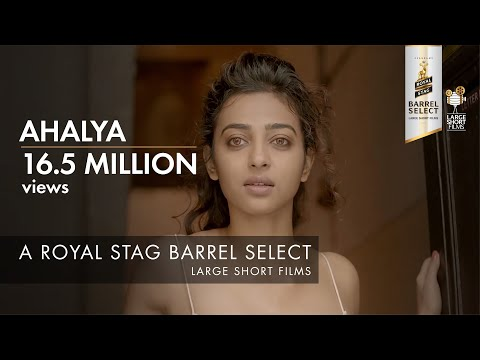 Ahalya  Sujoy Ghosh  Royal Stag Barrel Select Large Short Films