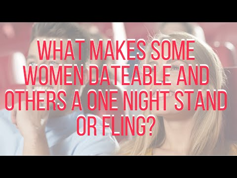 Dating Coach Explains How To Be Girlfriend Material And Not A Fling Or One Night Stand