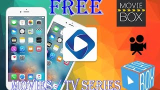 Better than Moviebox? Watch Movies/TV Shows FREE iOS 9 - 9.2.1 / 9.3.1 No Jailbreak iPhone,iPad,iPod
