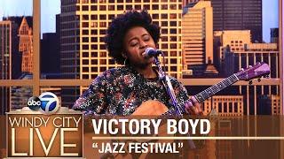 """Victory Boyd   """"Jazz Festival"""""""