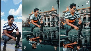 photo editing | Background changing tutorial in photoshop by u2 studio ep#121