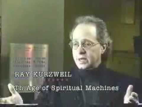 Ray Kurzweil Originally Aired 2 01 99