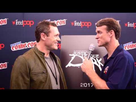 Jason O'Mara : Batman in Justice League Dark