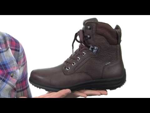 ecco dublin plain toe boot gtx