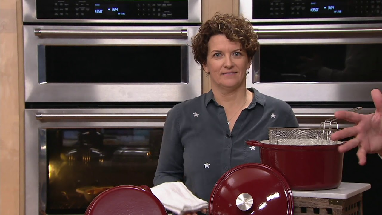 Cast Iron Cookware Set On Qvc