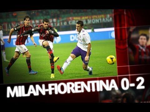 AC Milan | Milan-Fiorentina 0-2 Highlights