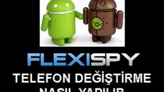 FLEXiSPY Telefon Değiştirme Nasıl Yapılır?