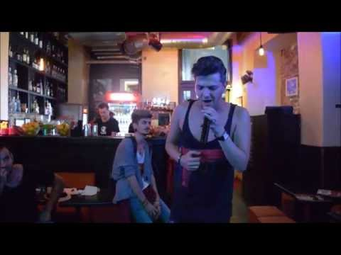 Tunes Karaoke Pub Bucharest - Bogdan Mihai  master class!