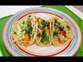 Vegan (gardein) Fish Tacos
