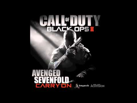 Avenged-Sevenfold - Carry On