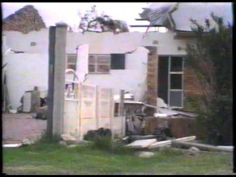Tornado Welkom 1990