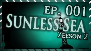 """Let's Play Sunless Sea - Zeeson 2 #001 (Deutsch/Englisch)(Schaut und lauscht mir beim Spielen von """"Sunless Sea"""" zu, ein über Kickstarter finanziertes Roguelike Abenteuer, angesiedelt im Universum von """"Fallen ..., 2016-02-17T09:00:00.000Z)"""