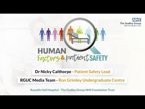 Human Factors And Patient Safety