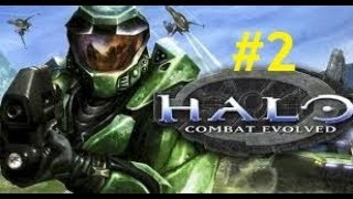 Halo:Combat Evolved 2nd Level-Halo (PC)
