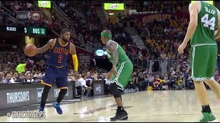 Kyrie Irving Signature Moves 2016-2017