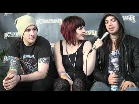 Bullet For My Valentine Interview: Soundwave TV 2011 (1080 HD)