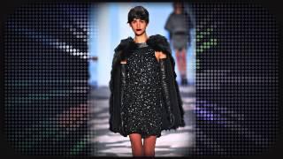 Vera Wang Fall 2013 RTW   Runway Fashion VIDEO Thumbnail