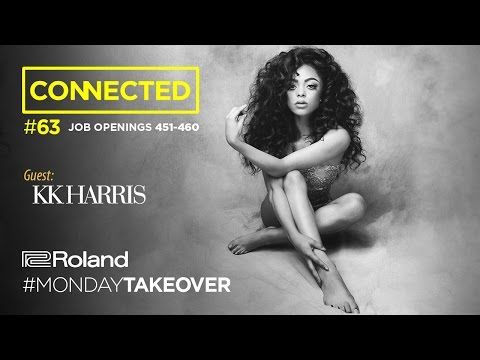 #IZCONNECTED 63 | KK Harris - Turning Passion into Income | Grind Opps 451-460