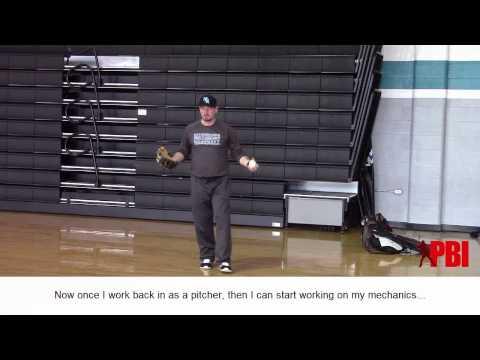 Billy Wagner's Tips for Baseball Long Toss Program