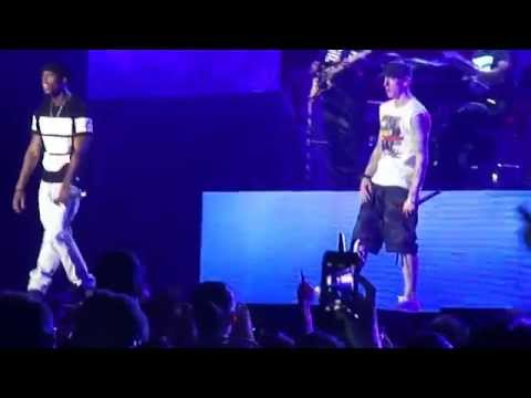 Eminem and B.O.B. Airplanes Music Midtown 2014