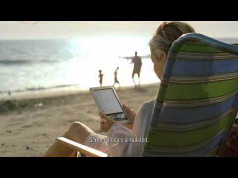 Elsie Fisher - Barnes & Noble Nook Commercial (2010)