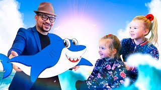 Baby Shark Dance | Baby Shark Song - Sing and Dance | Animal Songs | Nursery Rhymes & Kids Songs