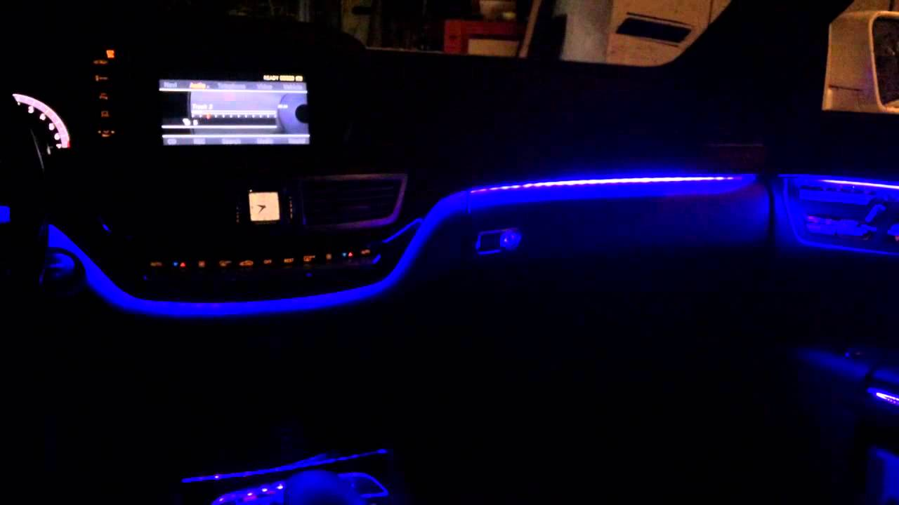 Jeep Wrangler Interior Lighting