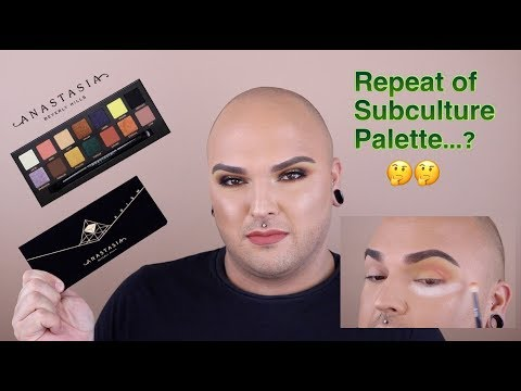 Straight Up Review Of The ABH Prism Palette... Same Problems As Subculture?
