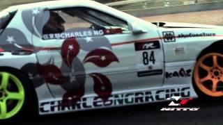 【日東輪胎】美國賽車甩尾影片