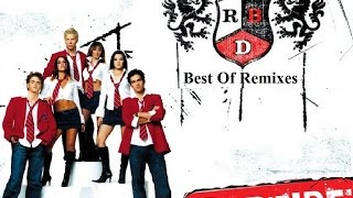 RBD Best Of Remixes (Full Album) CD Completo