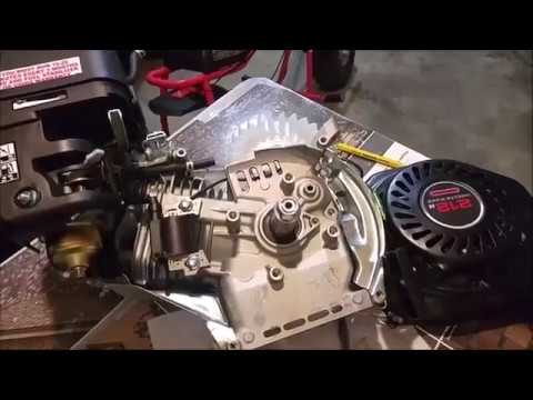 Predator HEMI 212 Governor, Low Oil Sensor, Flywheel, Low Oil Sensor Removal