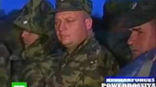 Russia U.S U.K  anti-terrorism alliance [ Russian Forces Training for go to Iraq ]