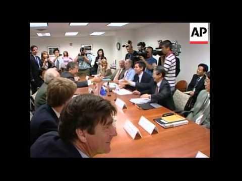 Korean Energy Development Organisation meets