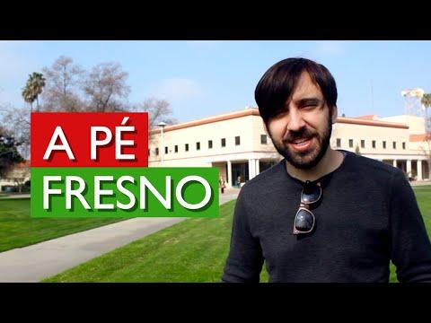 A Pé - FRESNO, Califórnia